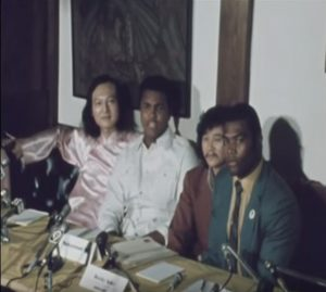AP Archive:Muhammad Ali to fight Mac Foster in Tokyo.